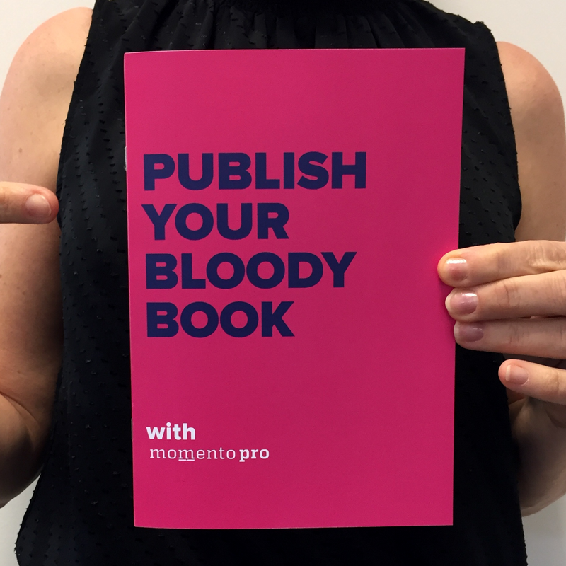 How to self publish a photo book in the Antipodes