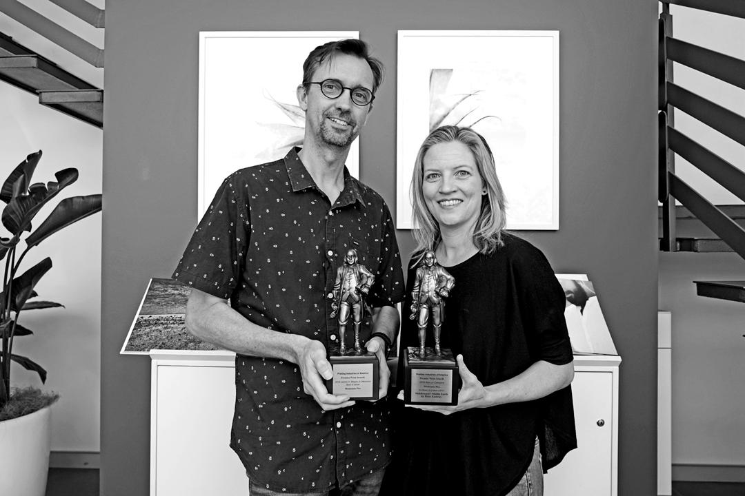 Momento Pro wins ultimate international print award