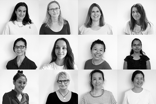 The women of our world on International Women's Day